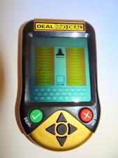 WORKS! Deal Or No Deal Hand Held Electronic Game Irwin Toy LCD Travel 2006