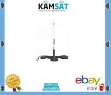SUPER Mini Mag Mount CB MOBILE ANTENNA Canva 874 TTi President Midlands DELTA