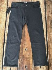 Calvin Klein Jeans Slim-Fit Straight-Leg Pants Army Dust Mens Size 33x30 New
