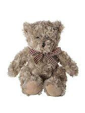 Teddy Bear 25Cm Golden Brown Soft Stuffed Toys Mousehouse