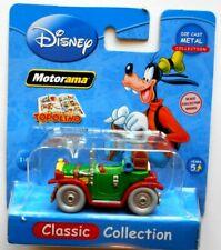 MOTORAMA DISNEY 1:64  modellino AUTO PIPPO CAST METAL