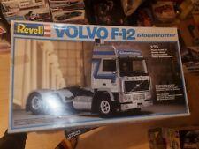 Revell 7407 Volvo F 12 Globetrotter, 1: 25 Rarität von 1981