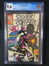 Silver Surfer Annual #v3 #10 CGC 9.6 (1988) - Galactus & Eternity app