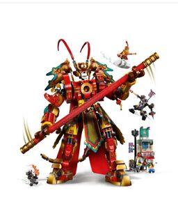 LEGO Monkie Kid: Monkey King Warrior Mech (80012)