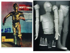 "17""STAR WARS C3PO Robot Vinyl Model Kit 1/4"