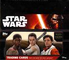Внешний вид - 2015 Topps Star Wars The Force Awakens Series 1 SEALED box Special Edition