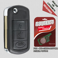 Replacement Remote key Fob PCF7941 for Land Rover LR3 2005 2006 2007 2008 2009