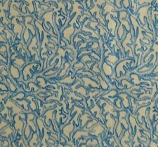 Moda Permanent Vacation 39-inch yard quilting, collectible, blue coral pattern