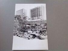 PHOTO MEXIQUE : LES FAUBOURGS DE MEXICO - Vers 1980 - Format 20x14cm