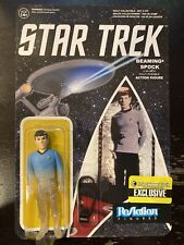 Star Trek: TOS Beaming Spock ReAction Figure Entertainment Earth Exclusive