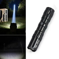 Tactical Waterproof Bulb LED Flashlight Torch Light Lamp