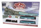 Bachmann 751 HO Scale Ready to Run Train Set North Pole Express (HO SCALE)