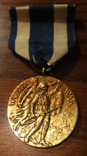 New listing Numbered New York War Service Medal 2585