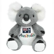 22cm G'day Koala W/ Embroidery Plush Soft Cute Stuffed Animal Toy