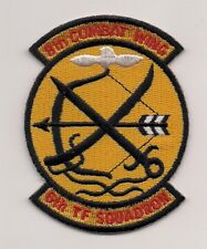 JASDF 6th TACTICAL FIGHTER SQN patch JAPANESE AIR SELF DEFENSE FORCE