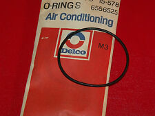 NOS GM 1973-1978 Chevy Oldsmobile Pontiac Cadillac AC valve O ring seal 6556525