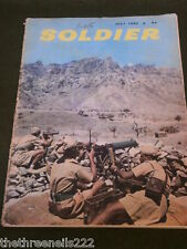SOLDIER - JULY 1962 - RHINE REPORT