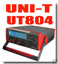 UT804 High Accuracy Bench Type Digital Multimeter
