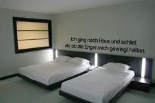 Wand aufkleber Zitate Sprüche Wandtattoo Deko 120cm f005
