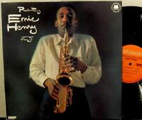 Presenting Ernie Henry  LP,Milestone,1983
