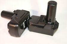 BCL1015 10.8 12V Li-Ion Battery 2pk New For HItachi DB10DL UB10DL DS10DFL 32937