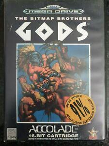 SEGA Megadrive - Gods Tested & Working