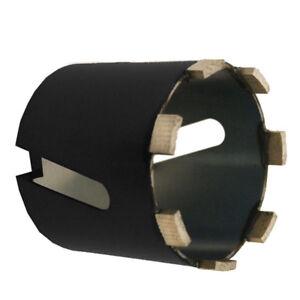 Dosensenker Bohrkrone Ø 68/82 mm / M16 / NL 70 mm für harten Beton & harten Kalk