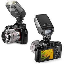 Neewer MK320 TTL LCD Display Blitz Speedlite für Sony A7 NEX6 RX1 A3000 A6000