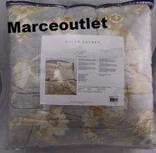 Ralph Lauren Home Hathersage Floral FULL / QUEEN Comforter Gray / Gold
