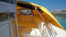 Prefab Instant cabin canopy Bow Dodger center console 30' - 36' boat bow shade