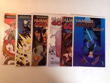 Hammer Of The Gods 1-5 Plus Color Saga Near Mint Lot Set Run