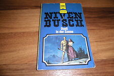 Niven Busch -- DUELL in der SONNE // Heyne Western Taschenbuch 1970