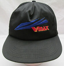 Yamaha V Max Snowmobile Racing Cap Hat Black Embroidered USA One Size