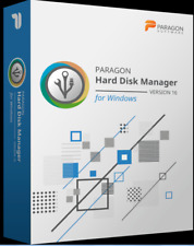Paragon Hard Disk Manager 16.5  ↪DIGITAL SOFTWARE↩ Advanced for (PC)