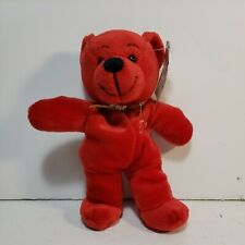 Symbolz The State Pride Red Beanie Bear 2000 Texas The Lone Star State