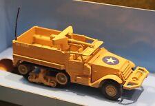 Tank museum verem solid 1/50 scale model american WW2  sm4 m3 halftrack  12