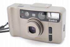 【F/S COOL NEAR MINT+】Konica Big Mini Neo W/ Original Case, Strap from Japan 0307