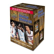 NCAA 2014/15 - Upper Deck Basketball - March Madness Collection 12 Pack Box