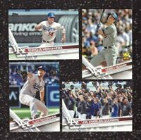 2017 Topps LOS ANGELES DODGERS Team Set