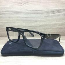 Celine CL 41418 Eyeglasses Black 807 Authentic 52mm
