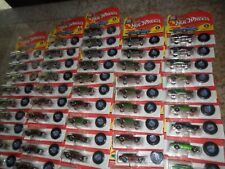 50 LOT Hot Wheels 25th Anniversary & Vintage Redline Collection ALL CHEVY NOMAD
