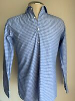 Hugo Boss Slim Fit Men's Shirt Long Sleeve Button Front Size 16.1/2 (34-35).#C18
