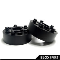 60mm (2) For Mercedes CLA 200 Wheel Spacer Adapter 5x112 Center Bore66.5 M14x1.5