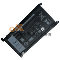WDX0R Battery for Dell Inspiron 13 5000 7000 Series 13-5368 5378 7378 7368 5379