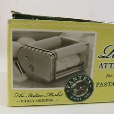 Fante's Pasta Machine Ravioli Attachment NEW Uncle Nick's Accessory