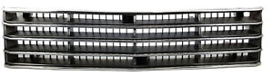 *NEW* TOP RADIATOR GRILLE MESH to suit  MITSUBISHI SIGMA GJ - GN 1982 - 1987