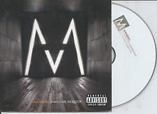 MAROON 5 - Makes me wonder CD SINGLE 2TR EU CARDSLEEVE 2007