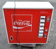 Alter Retro Coca Cola Automat für DM - mit Kühlung - Getränkeautomat