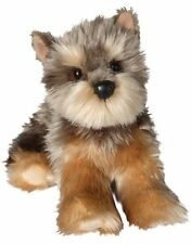 """Douglas Cuddle Toy Dog Yettie The Yorkshire Terrier 12"""""""