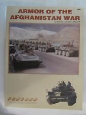 Armor of the Afghanistan War (Firepower Pictorial Series)